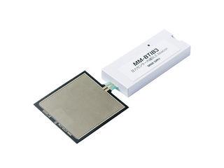 サンワサプライ 【納期3月下旬】圧力センサー内蔵BLE Beacon 3個セット MM-BTIB3