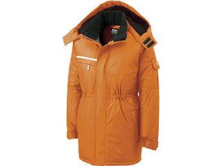 XEBEC/ジーベック 581581防水防寒コート オレンジ 3Lサイズ 581-82-3L