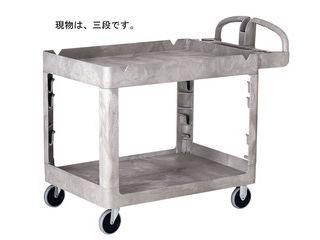 トラスト トラスト シェルフユーティリティーカート/3段 4043 ベージュ