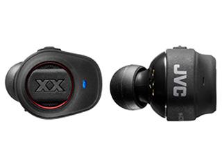 JVC/Victor/ビクター HA-XC70BT-R(レッド) ワイヤレスステレオヘッドセット