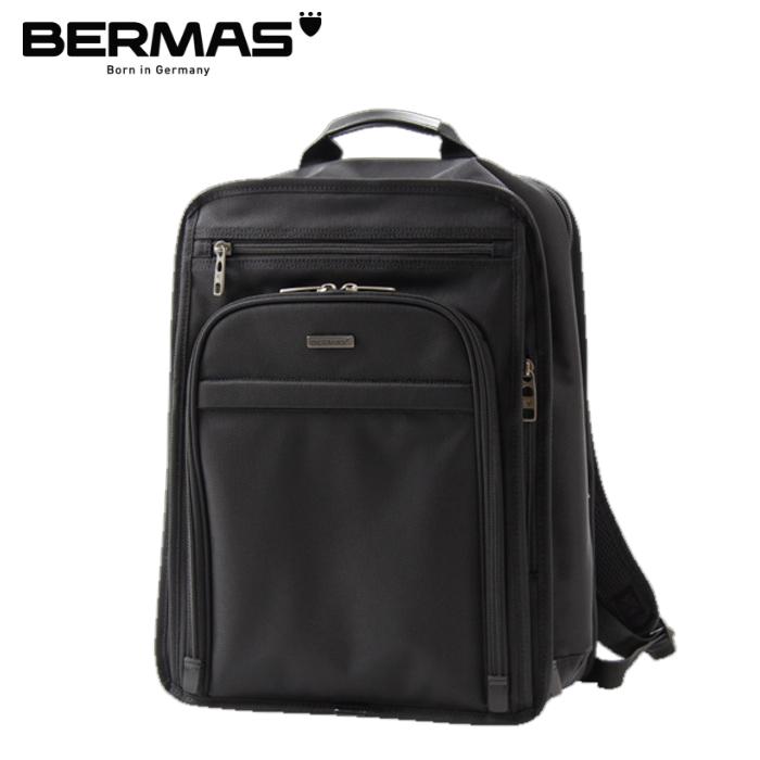 BERMAS/バーマス 60441 FUNCTION GEAR PLUS BRIEF リュックL (ブラック)
