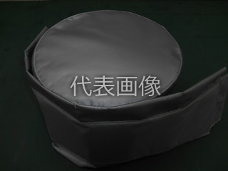 Matex/ジャパンマテックス 【MacThermoCover】メクラ フランジ 断熱ジャケット(グラスウール 25t) 10K-32A