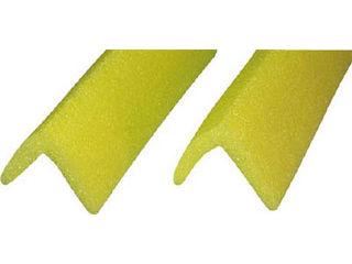 NICHIDAI/日大工業 【代引不可】ワニ印 コーナー養生材 L型ショックレス SL-75 長さ1.7M (50本入) 000016