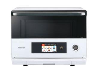 TOSHIBA/東芝 ER-SD200-W 過熱水蒸気オーブンレンジ 石窯ドーム 【26L】(グランホワイト)