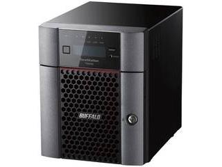 4ベイ 10GbE 高性能なファイルサーバーやサーバー機の大容量ストレージとして最適 BUFFALO バッファロー デスクトップ TS6000シリーズ 初回限定 4TB TeraStation TS6400DN0404 品質保証