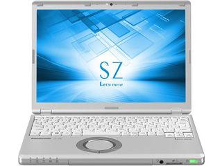 Panasonic/パナソニック 12.1型ノートPC Let's note SZ6 ドライブレスモデル(Core i5-7300UvPro/4GB/HDD320GB/W10P64) CF-SZ6RDAVS