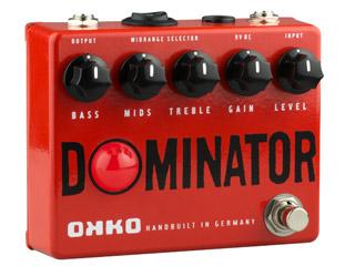 OKKO/オッコー ディストーション DOMINATOR(ドミネーター) メーカー在庫限り! OKKO