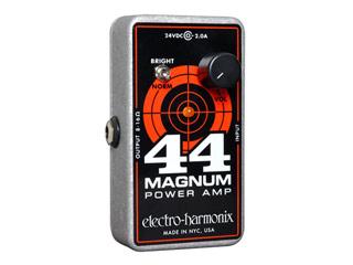【nightsale】 electro harmonix/エレクトロハーモニクス 44 Magnum エフェクターサイズのパワーアンプ 【国内正規品】