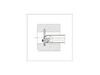 KYOCERA/京セラ 溝入れ用ホルダ KIGHR5540B-4