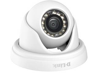 D-Link/ディーリンクジャパン 【キャンセル不可商品】DCS-4802 HDドーム型カメラ、屋外対応(IP66)、有償オプション有り DCS-4802E/A2