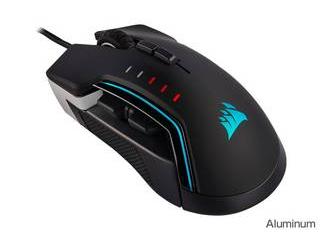 CORSAIR/コルセア GLAIVE RGB PRO Mouse Aluminum CH-9302311-AP