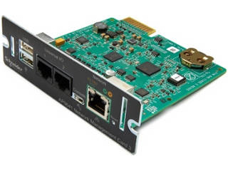 シュナイダーエレクトリック Network Management Card 3 Environmental Monitoring オンサイト5年保証 AP9641JOS5
