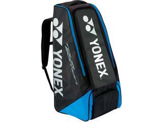 Yonex(ヨネックス) PRO SERIES スタンドバック リュック付き(テニス2本用) /カラー:ブラック/ブルー