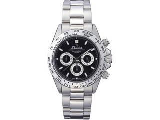 スターレット スターレット クロノグラフ メンズ腕時計   ST-004M