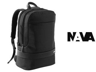 NAVA/ナヴァ EP072 イージープラス バックパック ラージ 【ブラック】 Easy + BackPack Large バッグ ビジネス 鞄 イタリア バックパック リュック