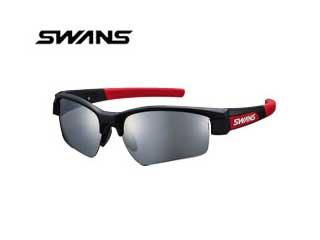 SWANS/スワンズ LISIN-0701-BK/R LION SIN (ブラック×レッド/レンズ: シルバーミラー×スモーク) 【石川遼】【ゴルフ】