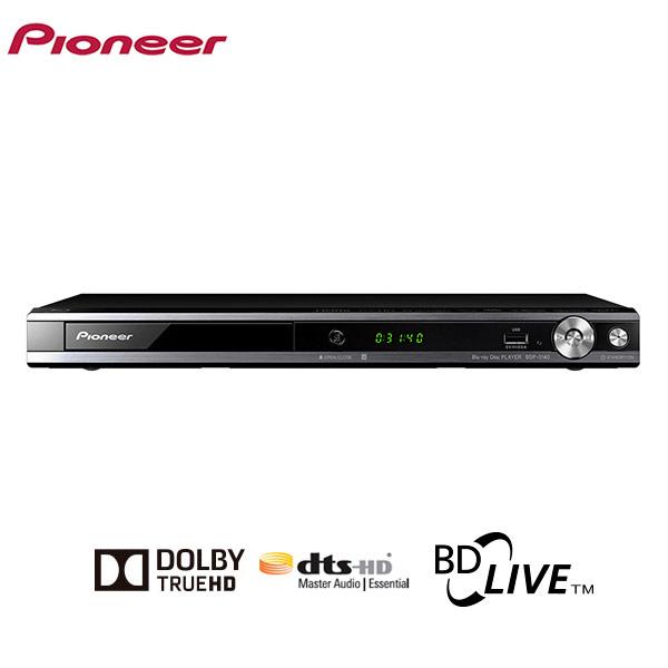 PIONEER/パイオニア BDP-3140-K(ブラック) ブルーレイディスクプレーヤー