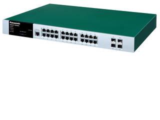 パナソニックESネットワークス Giga24ポートL3スイッチングハブ PN36241C ZEQUO 4500DL