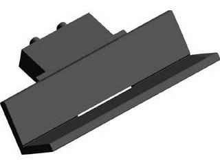 FUJIGEN/富士元工業 【代引不可】卓上型面取り機 ナイスコーナーF3(ポジ) 固定板タイプ(薄板用) F3-250T