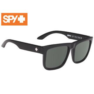 SPY/スパイ 673119038863 DISCORD [フレーム:BLACK] (レンズ:Happy Gray Green)