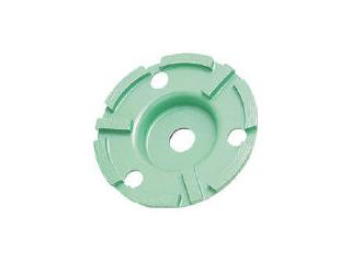 LOBTEX/ロブテックス LOBSTER/エビ印 ダイヤモンドカップホイール力削中仕上 ダブルカップ (1枚=1PK) CDE-4