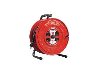 HATAYA/ハタヤリミテッド 温度センサー付コードリール 単相100V30M アース付 GS-301KS