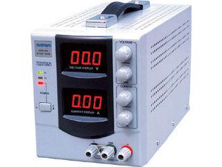CUSTOM/カスタム 直流安定化電源 DP-1805