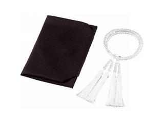 特撰水晶二輪正絹松風頭房共仕立 正絹ふくさセット  401-5000