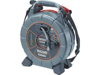 Ridge Tool/リッジツール 【代引不可】RIDGID/リジッド シースネーク ナノリールN85S モニター用 40008