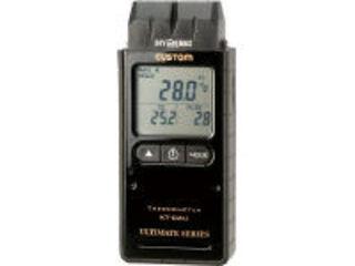 KT-02U CUSTOM/カスタム デジタル温度計(Kタイプ2ch)