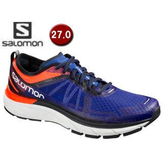 SALOMON/サロモン ■L40137300 SONIC RA MAX ロードランニングシューズ メンズ【27.0cm】(Shocking Orange/Surf The Web)