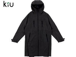 kiu/キウ K60-900 マルチ ファンクショナル レインジャケット 【フリーサイズ】 (ブラック)