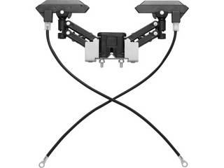 Panasonic/パナソニック 集電アーム 平型接続端子付 タンデム型 平板用 DH56942K1