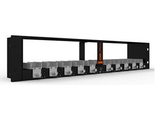 ※メーカー在庫僅少のため、納期にお時間がかかる場合がございます ADTECHNO エーディテクノ UHD_M_PLUS Bridge UHD Micro対応19インチラックマウントユニット