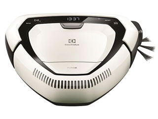 【nightsale】 Electrolux/エレクトロラックス PI81-4SWP (ソフトホワイト) ロボットクリーナー