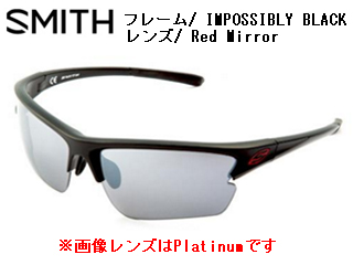 【nightsale】 Smith Optics/スミス REACTOR MKIMPOSSIBLY BLACK REACTOR【レンズ/Red【nightsale】 MKIMPOSSIBLY Mirror】【当社取扱いのスミス商品はすべて日本正規代理店取扱品です】, 大子町:e64ce73b --- sunward.msk.ru