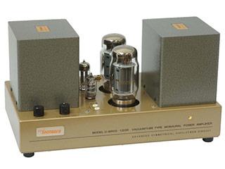 UESUGI/上杉研究所 U-BROS-120R 真空管式 モノラル・パワーアンプ(1台) 【数量2(ペア)でご注文ください】