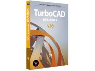 キヤノンITソリューションズ TurboCAD v26 DESIGNER 日本語版
