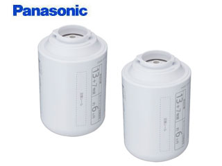 Panasonic/パナソニック TK-CJ23C2 浄水器交換用カートリッジ 【2個入】【13物質+7物質】