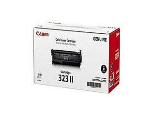 CANON/キヤノン 2645B003 CRG-323IIBLK トナーカートリッジ323II ブラック