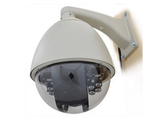 【nightsale】 THANKO/サンコー 【広いエリアに適した防犯カメラ!】スピードドームジョイスティック付防犯カメラシステム STSPDM54