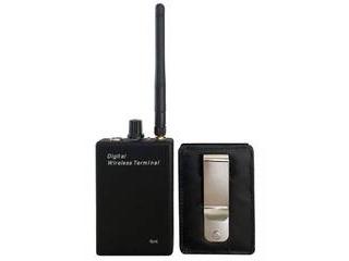 Ronkジャパン デジタルワイヤレスガイド送信機(送信信機1台+ベルトクリップ1個) RG2401SV