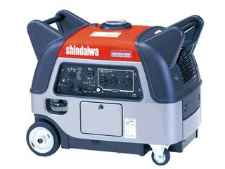 【ラッピング無料】 防音型インバーター発電機 YAMABIKO/やまびこ 【】shindaiwa 2.8kVA IEG2800M:ムラウチ-DIY・工具