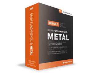 TOONTRACK/トゥーントラック DRUM FUNDAMENTALS:METAL(ドラム・ファンダメンタルズ:メタル) ソフトウェア音源 【DRFMLMTL】