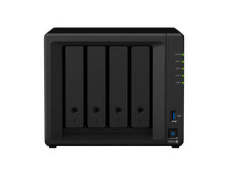Synology 4ベイNAS DiskStation DS918+ DS918+STD