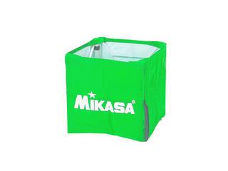MIKASA/ミカサ 器具 ボールカゴ用(箱型・小) 幕体のみ ライトグリーン BCMSPSS-LG