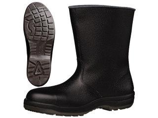 MIDORI ANZEN/ミドリ安全 ウレタン2層底 安全靴 半長靴 CF140 23.5cm