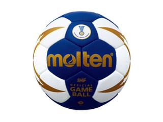 molten/モルテン H3X5001-BW ヌエバX5000 ハンドボール (ブルー×ホワイト) 【3号球】