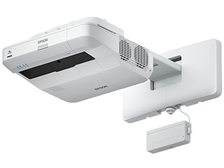 EPSON/エプソン 【キャンセル不可商品】ビジネスプロジェクター 超短焦点壁掛け対応モデル 4400lm WUXGA EB-1460UT