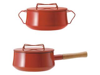 DANSK DANSK コベンスタイル両手鍋(18cm)&片手鍋(18cm)セット  KOBSAUCECASSE18
